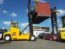 Omega 3ECH12R Container handlin