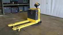 2011 Hyster W40Z Pallet mover