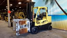 2010 Hyster S120FT Counter bala