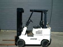 Used Hyster S50E Cou