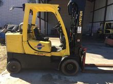 2011 Hyster S120FT Counter bala