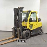 2008 Hyster H5.00FT-G Counter b