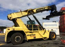 2010 Hyster RS4531CH Reach stac