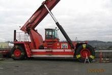 1998 Kalmar DRD450-80 Reach sta