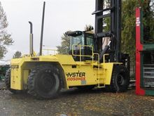 2014 Hyster H1050HDS Container