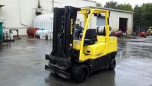2010 Hyster S100FT Counter bala