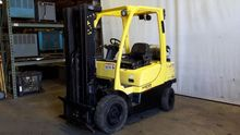 2010 Hyster H50FT Counter balan