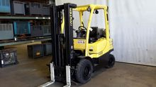 2009 Hyster H50FT Counter balan