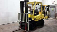 2011 Hyster H50FT Counter balan