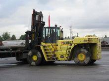 2008 Hoist Liftruck P800 Contai