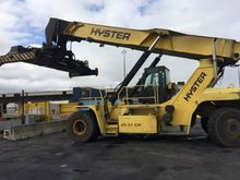 2011 Hyster RS4531CH Reach stac