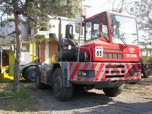 2004 CVS-Ferrari TR2516V Towing