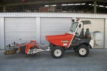 Ausa B201RH Industrial Sweepers