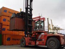 2007 Kalmar DCF410CSG Container