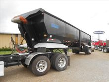 2006 40' SUPERIOR End Dump Trai