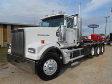 2013 WESTERN STAR Winch Truck