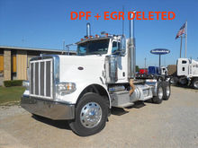 2008 PETERBILT 388 DPF DELETED