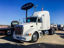 "2009 PETERBILT 386 63"" SLEEPER"