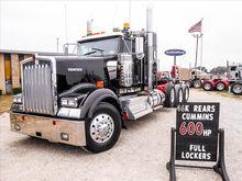 2015 KENWORTH W900L Tri-Axle Sl