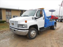 2003 CHEVROLET c5500 Wrecker To