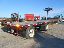 2013 FONTAINE FLATBED Drop Deck