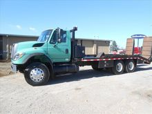 2008 INTERNATIONAL 7600 SBA Fla
