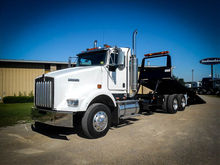 2006 KENWORTH Extended Cab T800