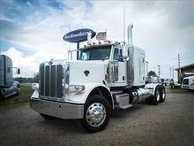 2014 PETERBILT 388 Tandem Axle