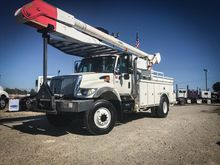 2007 INTERNATIONAL 7400 Bucket