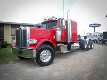 2013 PETERBILT 389 Tri-Axle Sle