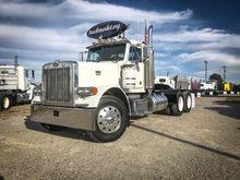 2000 PETERBILT 379 Winch Truck