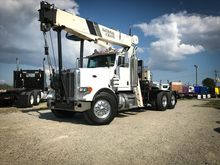 2005 PETERBILT 357 Crane Truck