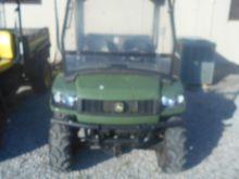 2007 John Deere XUV 620I OLIVE