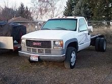 Used 1998 GMC 3500HD