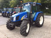 Used New Holland T5050 Tractor for sale | Machinio