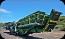 Used S190 2 Deck Screener for sale  International equipment