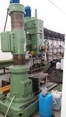 Used RADIAL DRILL 12
