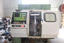 Used CNC lathe TRAUB