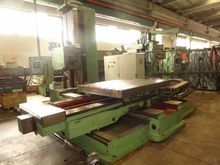 SRO ROCCO MEC 140 B4 CNC TABLE