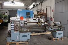FIMAP TP22 manual lathe