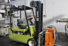 Electric forklift CLARK CTM145