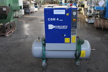 Electrocompressor screw CECCATO