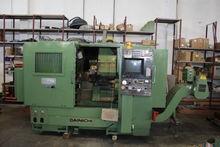 Dainichi B60 2-axis CNC lathe
