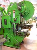 1977 SMV FPF-4 Eccentric Press.