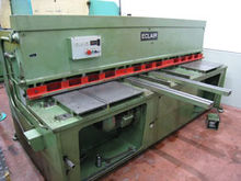 Eclair ASS 35 Plate shear