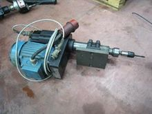 Bellows B201-2 Tapping unit wit