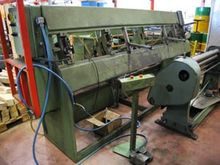 Montorfano Wire bending machine
