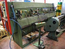 Montorfano Wire bending machine