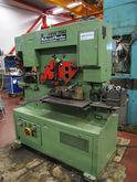 Mubea HIW750 Iron worker