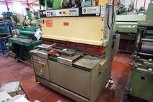 1986 Darley S1250x4 Plate shear